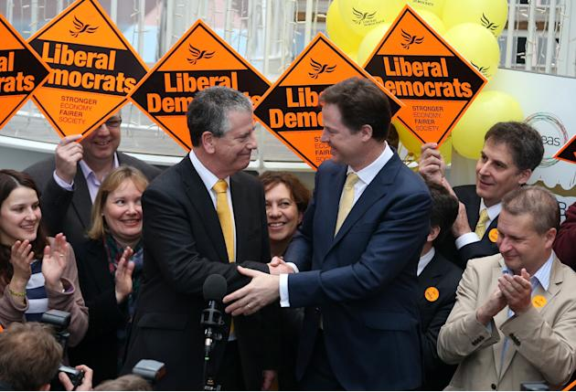 Liberal Democrats Hold On In Eastleigh; UKIP Tops Conservatives