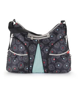 Versa Rose Flower Diaper Bag by Skip Hop