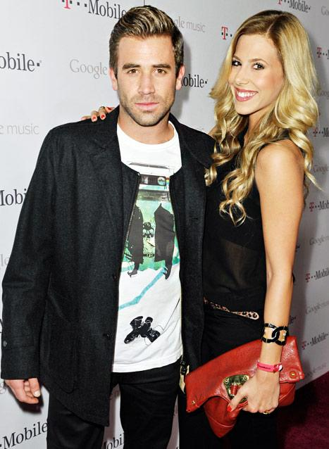 Jason Wahler Is Engaged to Ashley Slack -- See Her Ring!