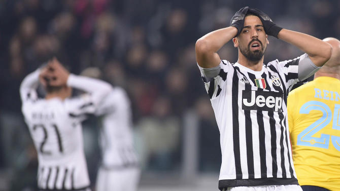 Juventus midfielder a doubt for Coppa Italia final