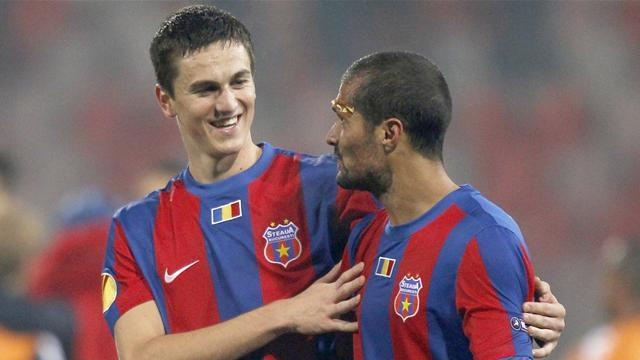 World Football - Steaua refuse to release Romania stars