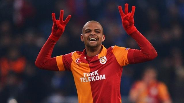 Serie A - Melo joins Galatasaray