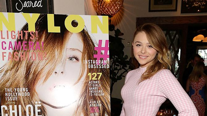NYLON And Onitsuka Tiger Celebrate The Annual May Young Hollywood Issue - Dinner