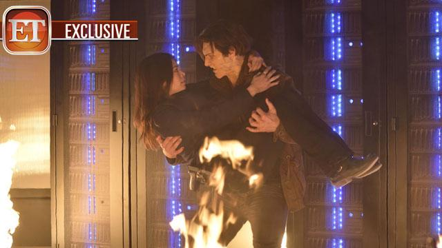 'Beauty & The Beast' Heats Up - Exclusive