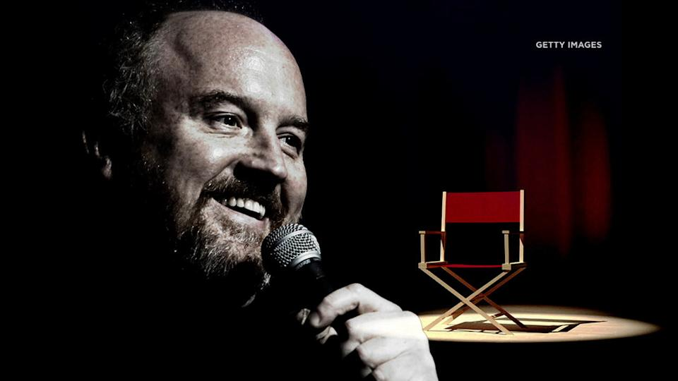 Louis C.K. is ready to direct another movie