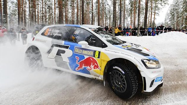 2013 Sweden VW Ogier