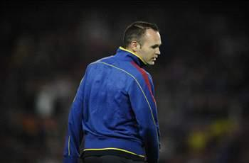 Iniesta: Bayern defeat still hurts