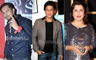Honey Singh-Shahrukh Khan team up again for Farah Khan's HAPPY NEW YEAR