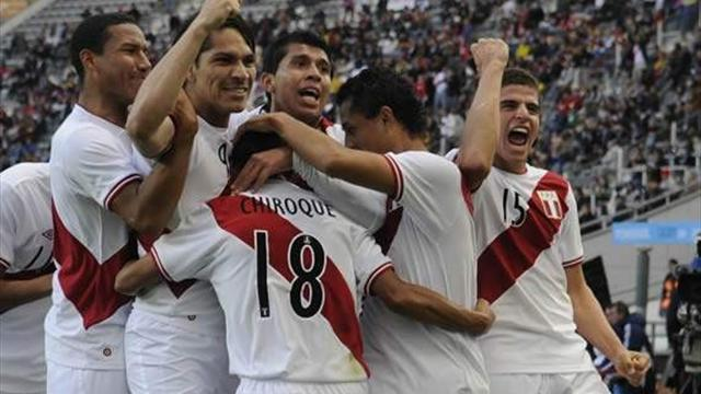 World Cup - Peru to play Bolivia behind closed doors