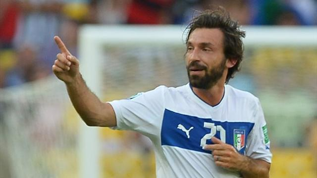 Confederations Cup - Matchpack: Italy v Brazil
