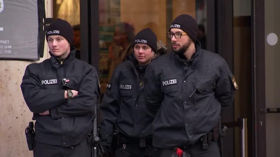 Policing tight for Munich Security Conference