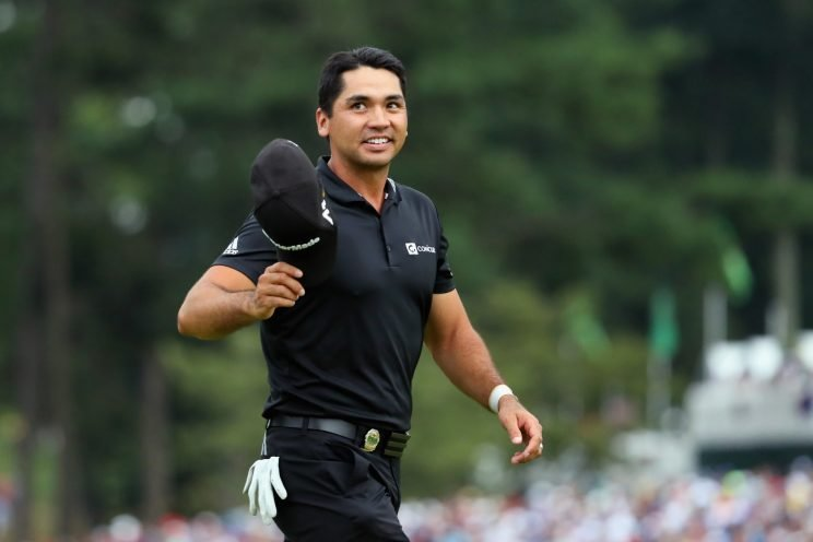 Jason Day gave it a good run but came up short at the PGA. (Getty Images)