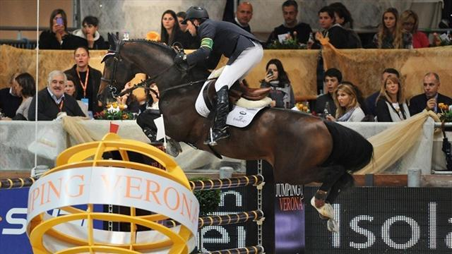 Equestrianism - Verona event to mark Hickstead anniversary