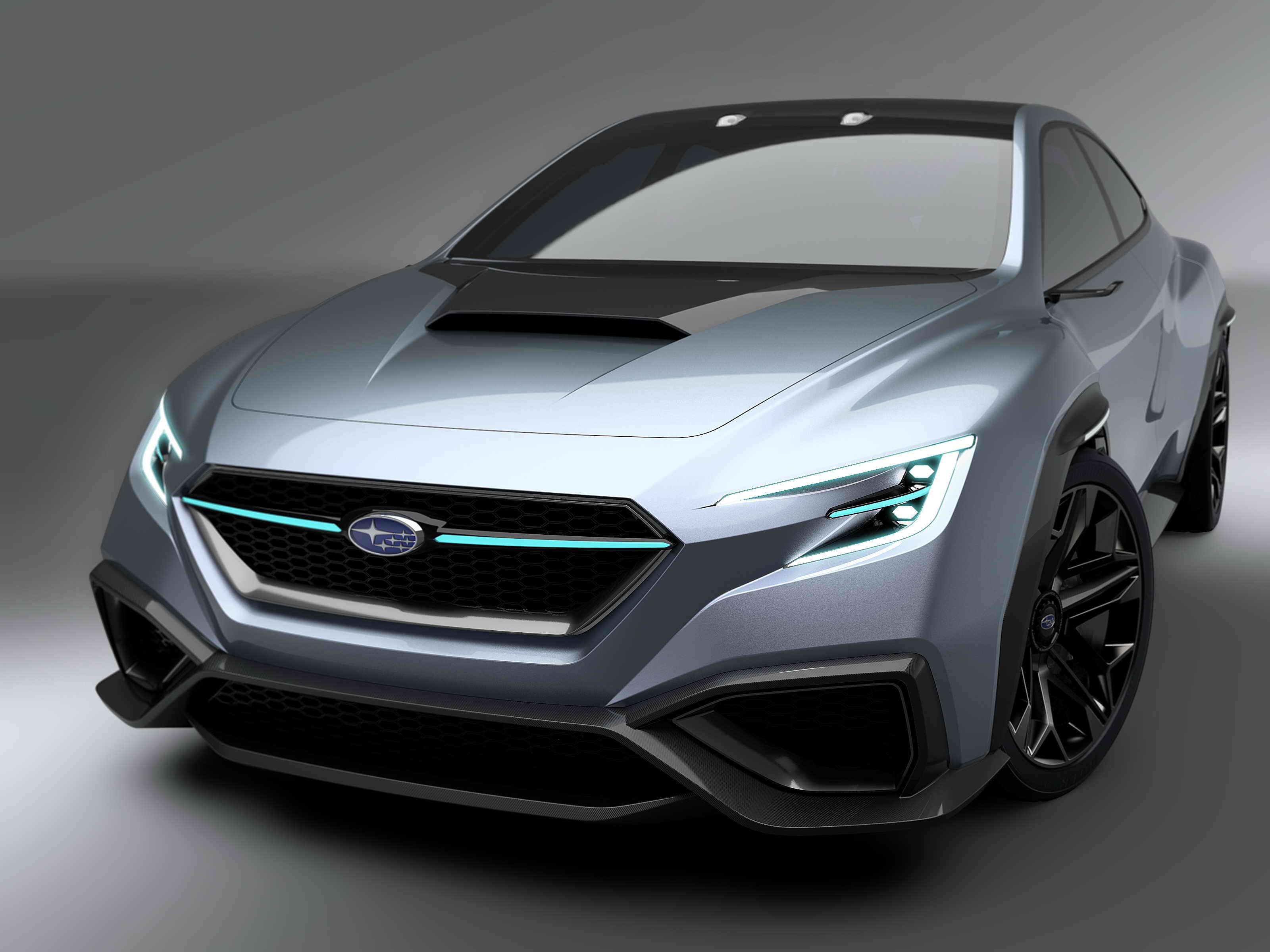 東京車展上 SUBARU精銳盡出 概念車型與限量高性能車 極有看頭