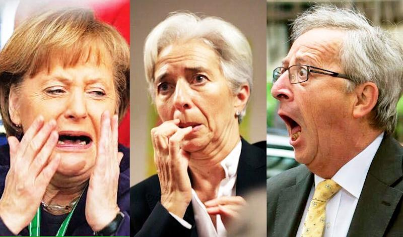 Elezioni Germania: collasso Merkel!