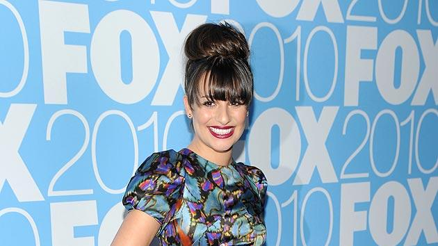 Michele Lea FOX Upfronts
