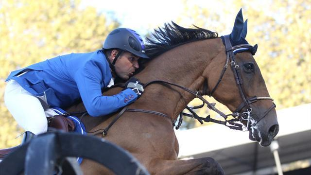 Equestrian - Brazilian duo earn dual victory in WEF Challenge Cup