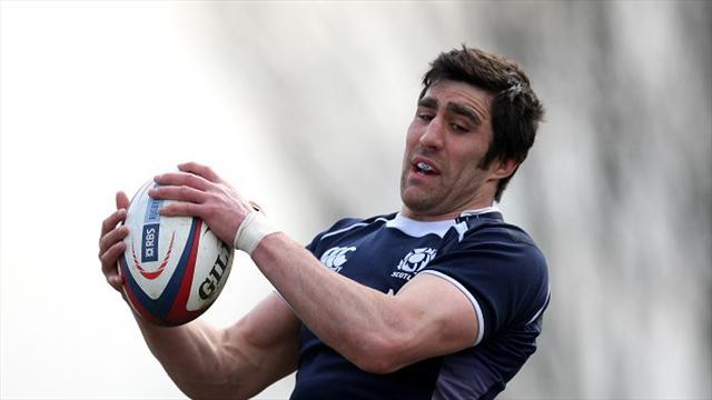 Rugby - Brown seeks help from Laidlaw