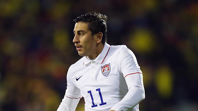 Bedoya illness leaves void for U.S. in CONCACAF Cup