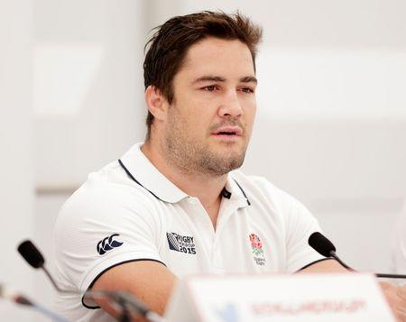 England - Rugby World Cup Squad Announcement