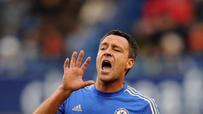 John Terry is subject to interest from Valencia