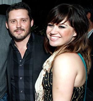 "Kelly Clarkson on Fiance Brandon Blackstock: ""I've Never Been So Happy!"""