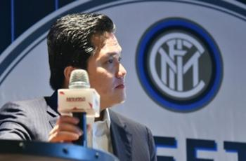 Thohir wants to build 'great Inter side' - Mancini