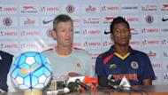 The East Bengal gaffer made it clear that this would be a different side from the one that drew against Aizawl in Kolkata...