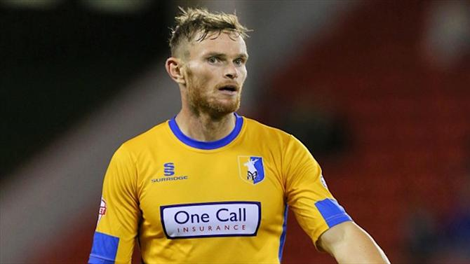 League Two - Tranmere Rovers snap up Ritchie Sutton