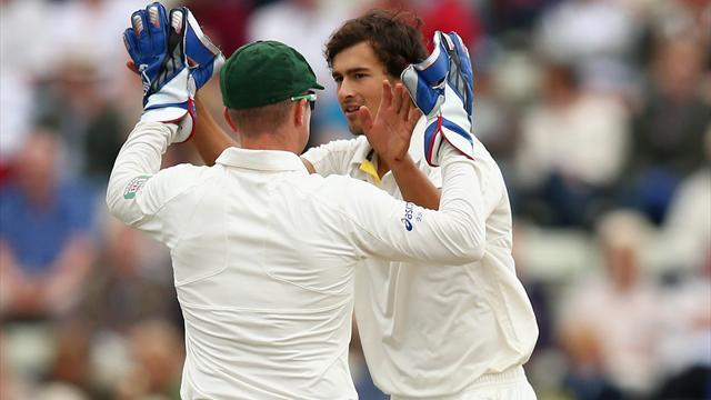 Ashes - Shock as Australia pick unknown teen for first Test