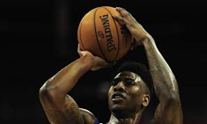 The Detroit Pistons Face The New York Knicks