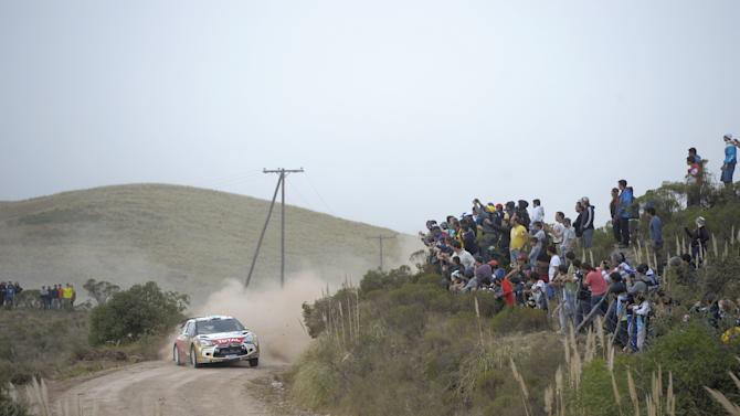 FIA World Rally Championship Argentina - Day One
