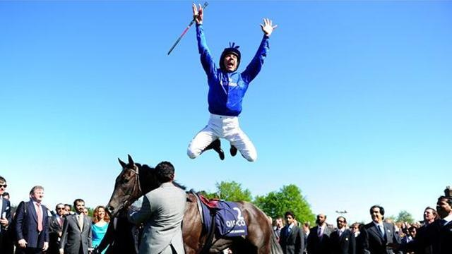 Horse Racing - Dettori returns in style with double success at Lingfield