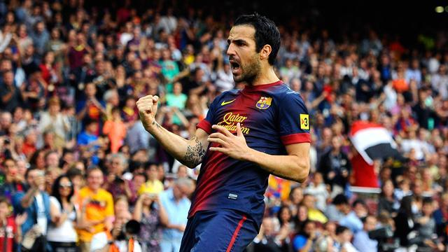 Liga - Paper Round: English giants in for Fabregas?