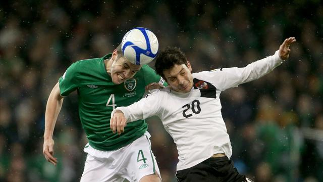 Football - O'Shea: Ireland must learn from setback