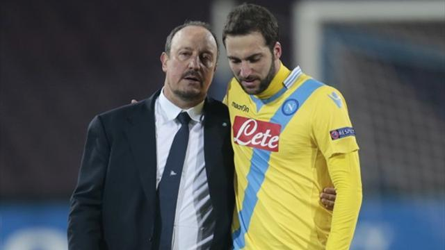 Serie A - European adventures take toll on Napoli, Juve