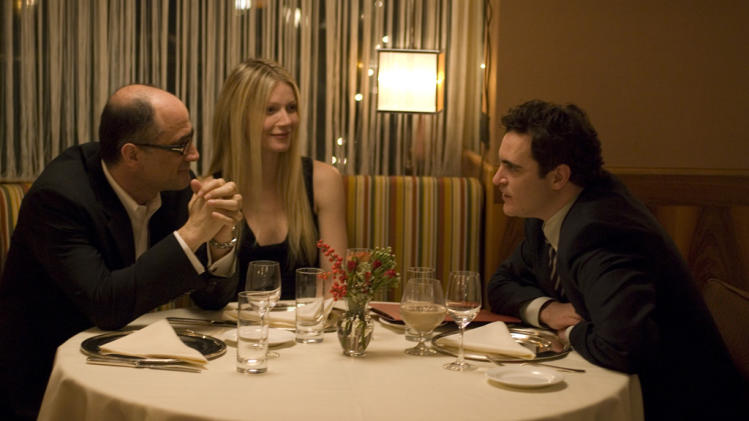 Elias Koteas Joaquin Phoenix Gwyneth Paltrow Two Lovers Production Stills Magnolia 2009