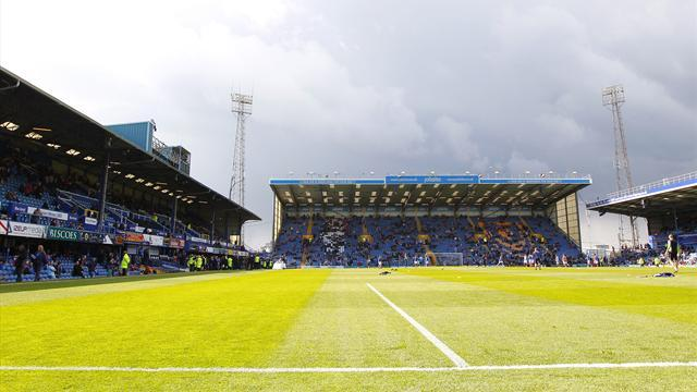 League One - Portsmouth relegated without kicking a ball