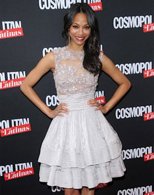 Happy Birthday Zoe Saldana! Hottest Red Carpet Looks