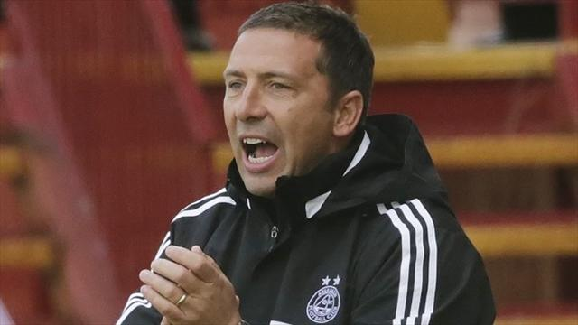Football - McInnes pleased with Dons display