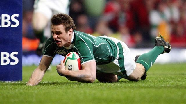 Six Nations - Bowe and Zebo left out of initial Ireland squad