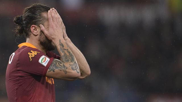 Confederations Cup - Osvaldo kicked out of Italy squad