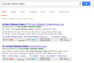 5 Highly Effective Tips to Creating an Optimized Web Page image jordan release dates