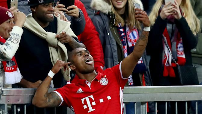 After six months away, Douglas Costa faces a battle to return to a transformed Brazil