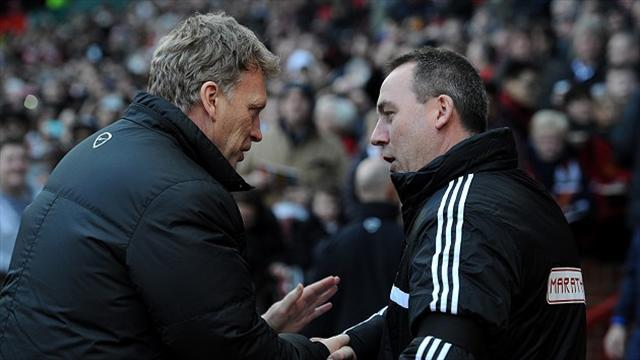 Premier League - Meulensteen: Moyes ignored advice he was given