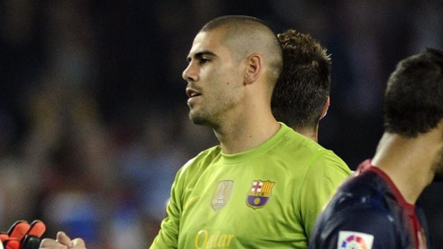Liga - Valdes not motivated by money