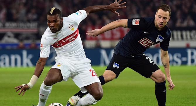 Video: Stuttgart vs Hertha BSC
