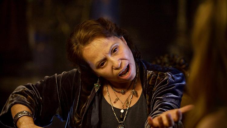 Drag Me To Hell Production Photos Universal Pictures 2009 Adriana Barraza