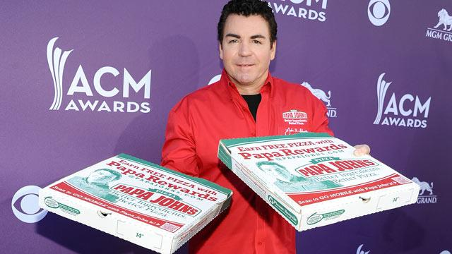 Papa John's CEO Apologizes for Delivery Man's Racist Rant Left on Customer's Phone