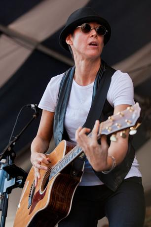 Michelle Shocked Addresses Anti-Gay Controversy